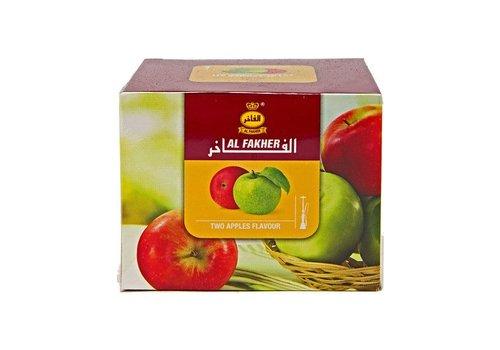 Al Fakher Al fakher / 250g - Two apples