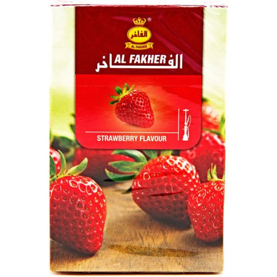 Al fakher / 50g - Strawberry