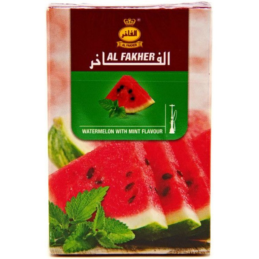 Al fakher / 50g - Watermelon w. mint