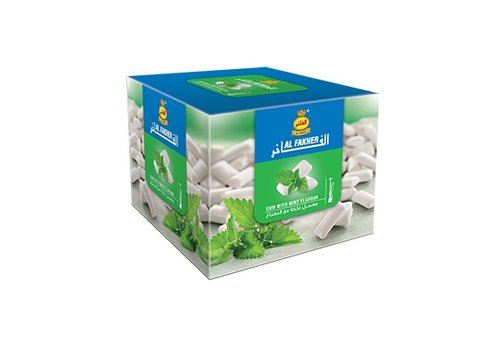 Al Fakher Al fakher / 250g - gum w. mint