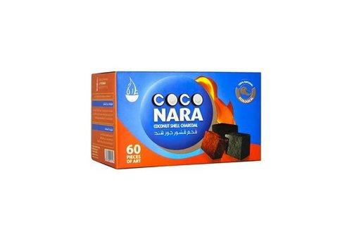 Coconara Coconara Charcoal 60 pcs.