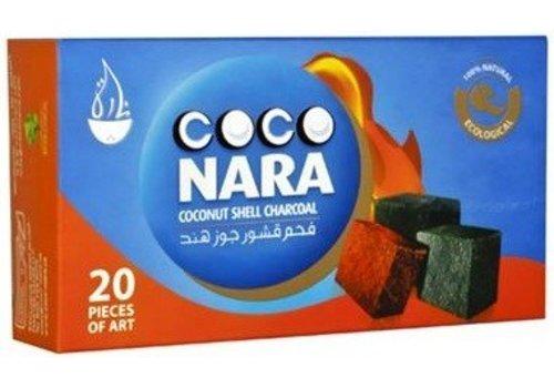 Coconara Coconara Charcoal 20 pcs.