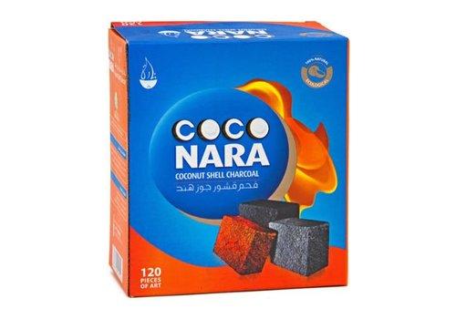 Coconara Coconara Charcoal 120 pcs.
