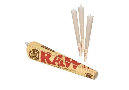 Raw Raw Organic Cones (King)