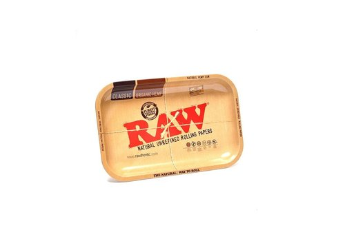 Raw Raw Mini Rolling Tray