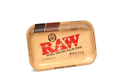 Raw Raw Small Rolling Tray