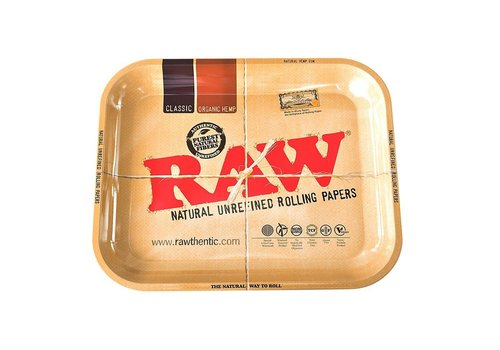 Raw Raw Large Rolling Tray