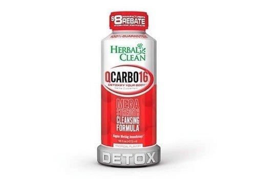 Herbal Clean QCarbo 16 oz (Tropical)