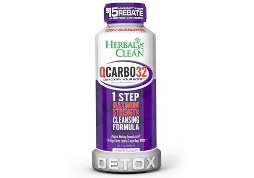 Herbal Clean QCarbo 32 oz (Grape)