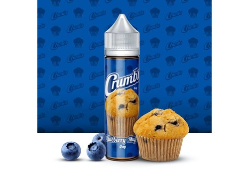 Crumbs Crumbs - Blueberry Muffin - 60ml /
