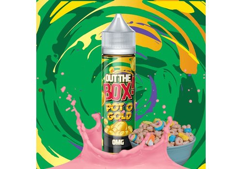 Out The Box Out The Box - Pot O' Gold - 60ml /