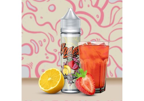 Sqeez Sqeez -Strawberry Lemonade - 60ml /