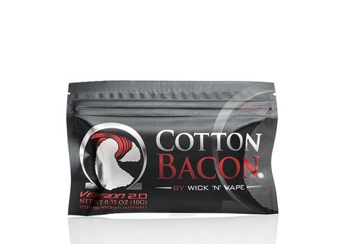 Wick n Vape - Cotton Bacon Bits