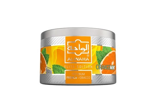 Al Waha Al Waha / 200g - Orange Mint