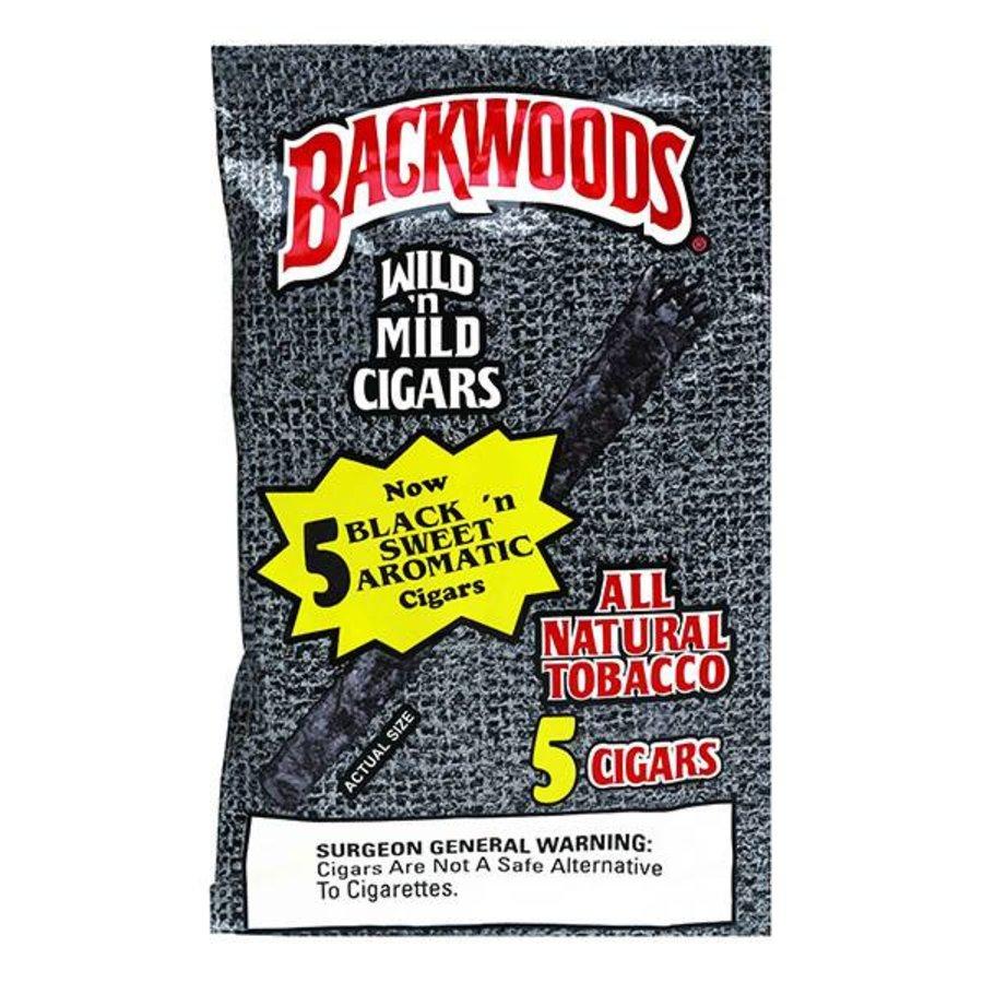 Back Woods Black n sweet