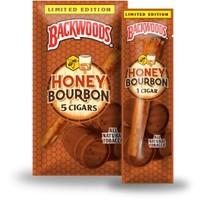 Back Woods Honey bourbon
