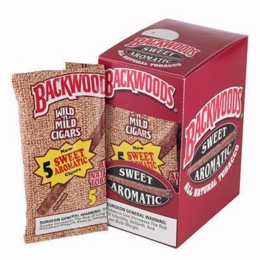 Back Woods Sweet Aromatic