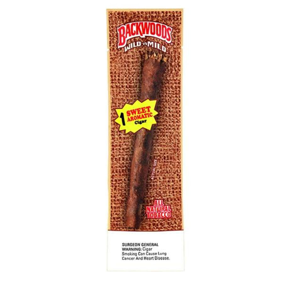 Backwoods 1-Cigar Sweet Aromatic