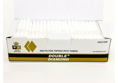 Double Platinum Double Diamond King Size Gold