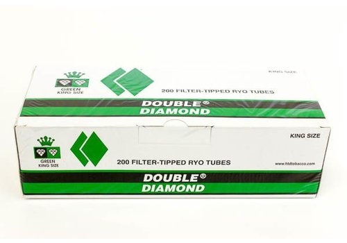 Double Platinum Double Diamond King Size Menthol