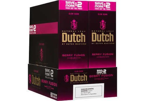 Dutch Master Cigarillos Berry Fusion