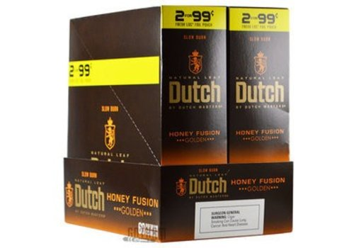 Dutch Master Cigarillos Honey Fusion