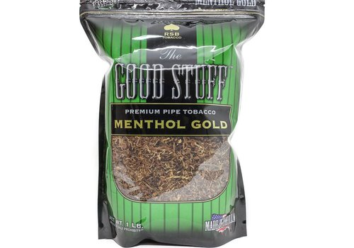 good stuff Good Stuff 1lb Menthol Gold