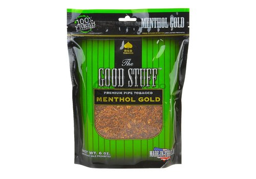 good stuff Good Stuff 6oz Menthol Gold