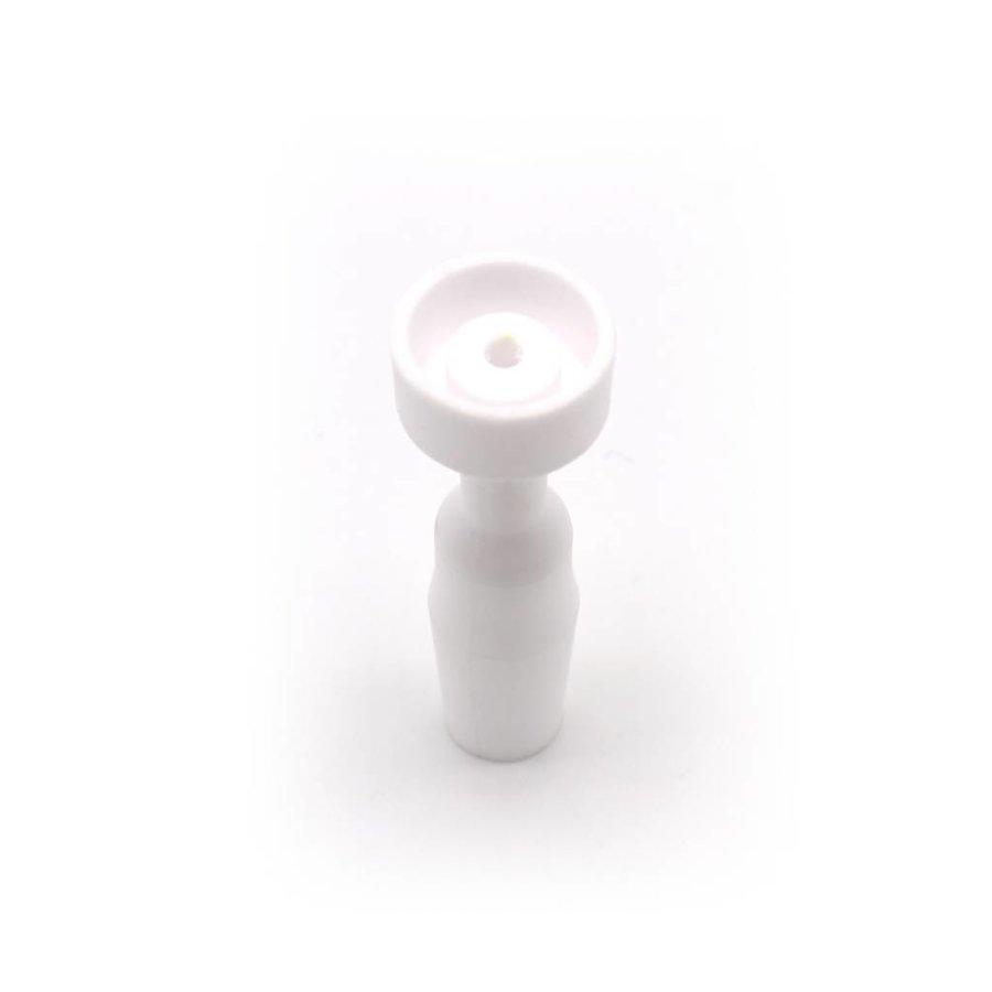 14mm Ceramic Domeless Nail Male