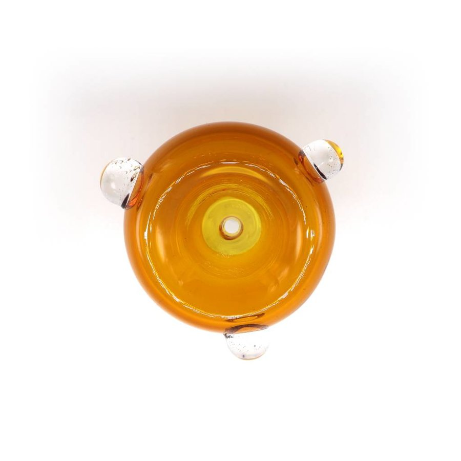 14mm Round Bowl Male