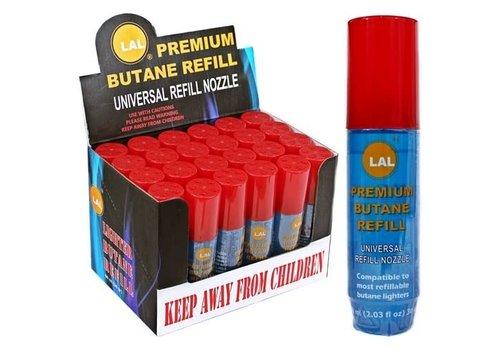LAL Premium Butane Refill (60ml)