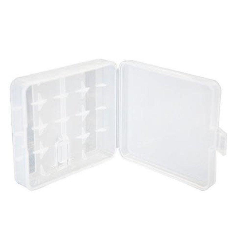 4-bay battery case