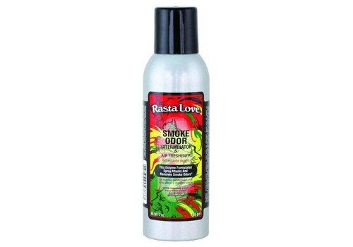 smoke odor Smoke Odor Exterminator Air Freshener 7 oz Rasta Love