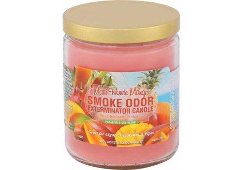 smoke odor Smoke odor exterminator candle Maui Wowie Mango