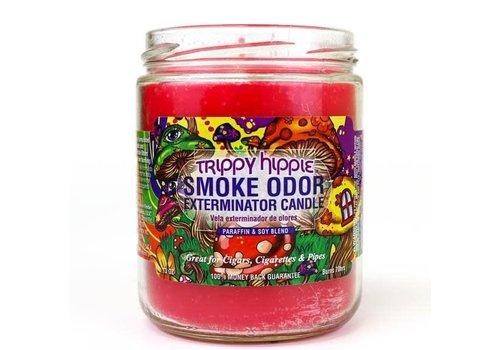 smoke odor Smoke odor exterminator candle Trippy Hippie
