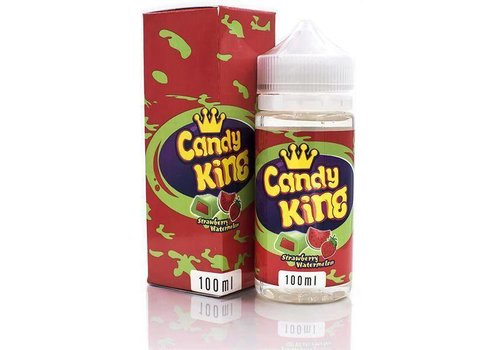 Candy King Candy King - Strawberry Watermelon - 100ml /