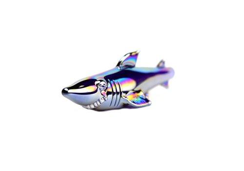 NeoChrome Shark Pipe