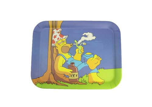 Homer Rolling Tray
