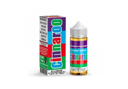 Cloud Thieves Cloud Thieves - Cinnaroo - 100ml /
