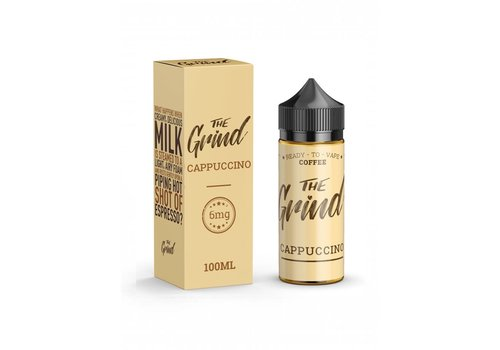 The Grind The Grind - Cappuccino - 100ml /