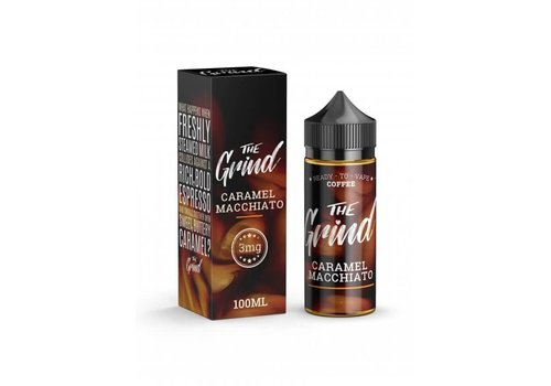 The Grind The Grind - Caramel Macchiato - 100ml /