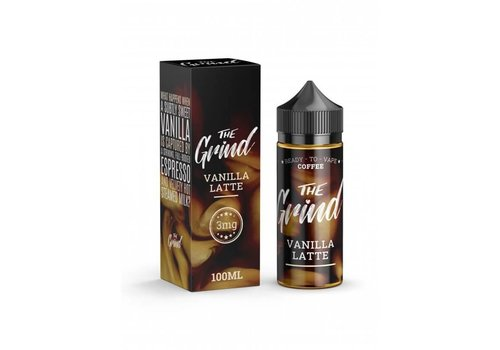 The Grind The Grind - Vanilla Latte - 100ml /