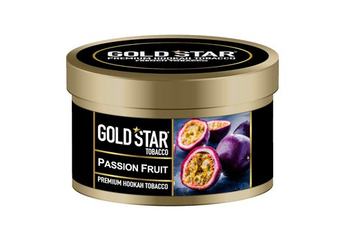 Gold Star Gold Star / 200g - Passion Fruit