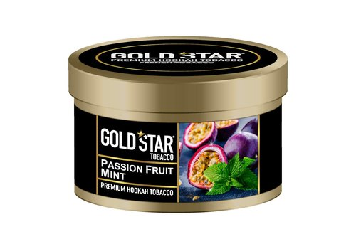 Gold Star Gold Star / 200g - Passion Fruit Mint