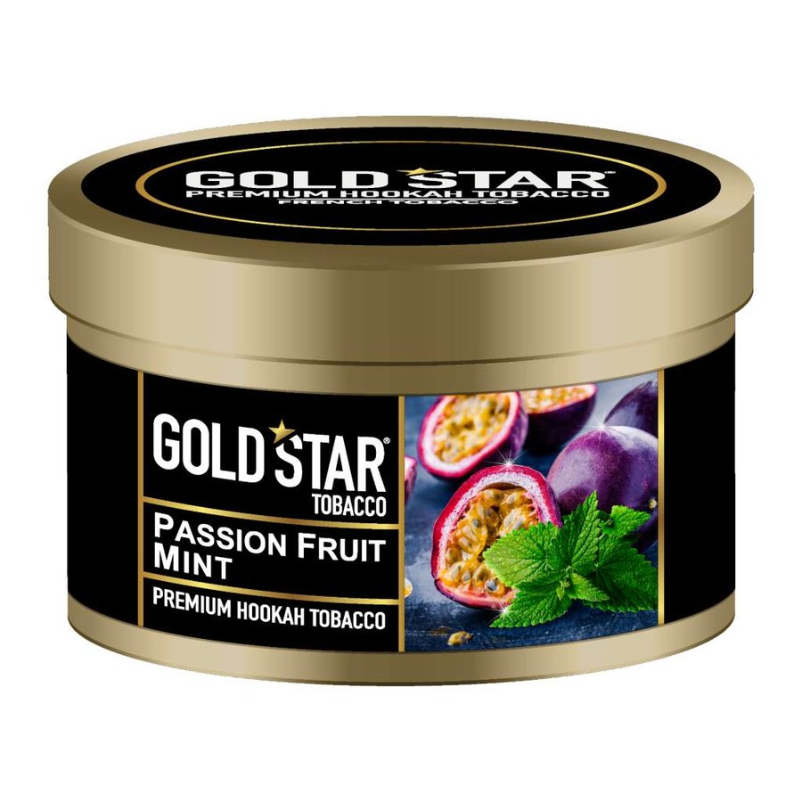 Gold Star / 200g - Passion Fruit Mint