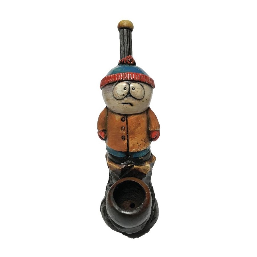 Character Standing Pipe