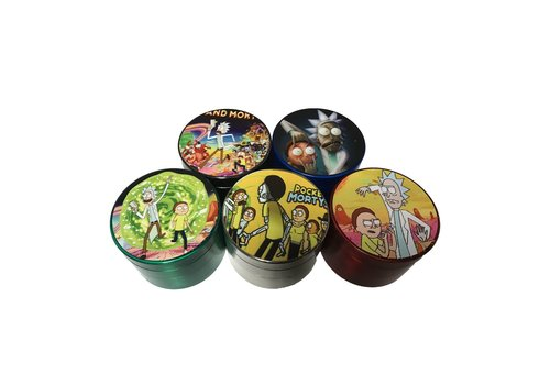 Large Rick Morty Grinder