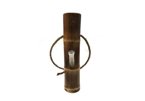 Bamboo Water Pipe