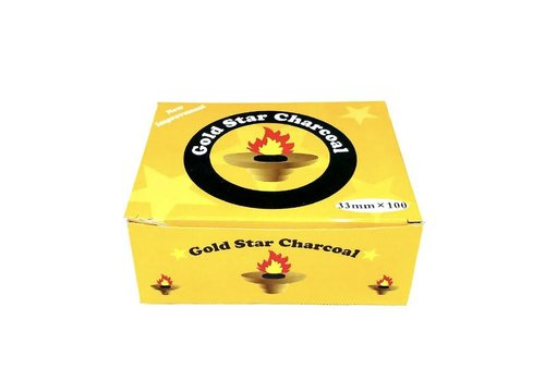Gold Star Gold Star Coal - Small