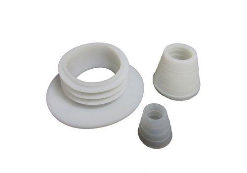 Hookah Rubber Grommet (3pk)
